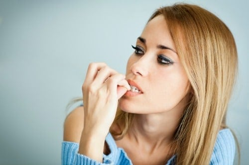 "Why nail biting is ""bad"" for you?"