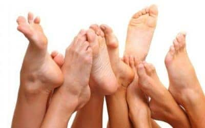 Fun & Fascinating Foot Facts