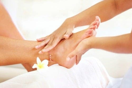 The Magic of a Great Foot Massage