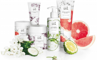 CND Botanical Spa Collection